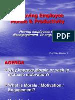 Employees - Disengagement to Engagement
