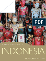 a short history of indonesia [2003]