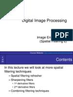 ImageProcessing6-SpatialFiltering2