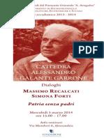 2014.03.05 Alessandria - Patria Senza Padrii