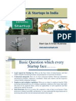 Law & Start-ups in India [Compatibility Mode]