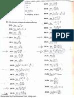 Limites - Preparar Os Testes