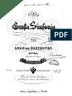 Beethoven Symphony No.8 Op.93 Fullscore