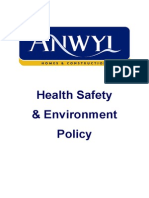 04-Health, Safety & Environment Policy
