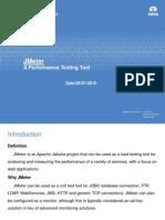 JMeter Training Material