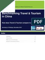 China Benchmarking 2013