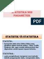 (1) Statistik Non-Par