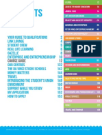 North Hertfordshire College - Full Time Course Guide 2014 - 2015