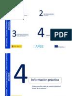 Informacion Practica Pasos Previos