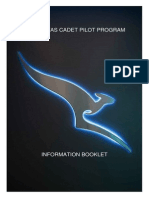 Cadet Pilot Program Booklet