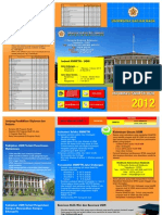 2012 Petunjuk Teknis Snmptn Ugm