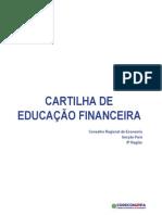 CARTILHA administração financeira