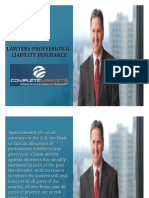 Lawyers Professional Liability Insurance