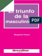 El Triunfo de La Masculinidad. Margarita Pisano.pdf
