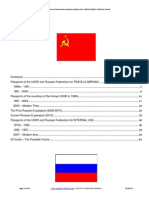 The Russian Passport System since 1980