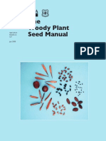 Woody Plant Seed Manuall