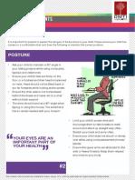 6 7 Health Concerns Posture
