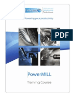 Powermill Full 2013