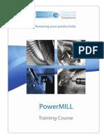 Powermill Full 2013