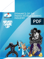 Mobile Gaming Report - Indiagames