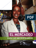 Marketing for Microfinance s