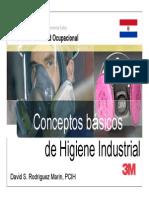 Conceptos Bаsicos de Higiene Industrial