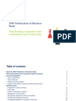 Tribalization of Business Study