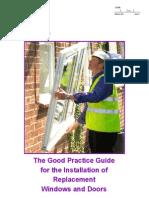 GGF Window Installation Guide