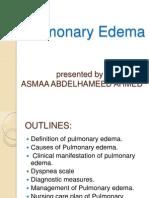 Pulmonary Edemaa (2)