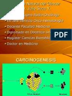 CANCER Historia Natural Del