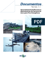 aproveitamento de residuos de madeira para geracao de energia no Acre