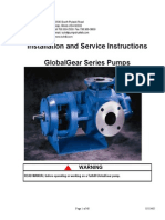 Polyol & Tdi Pumps
