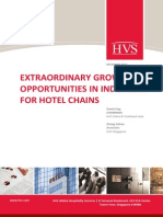 HVS - Extraordinary Growth Opportunities in Indonesia for Hotel Chains