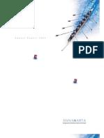 Danaharta Annual Report 2003