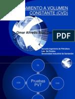 Agotamiento a Volumen Constante (Cvd)