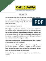 Cbrc Prayer
