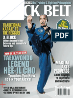 Black Belt Magazine 2012-08