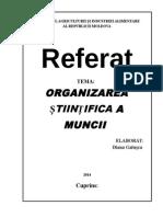 conferinta organizarea muncii