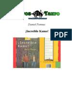 Pennac, Daniel - Increíble Kamo