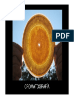 Cromatografia Método
