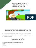 REPASO ECUACIONES DIFERENCIALES