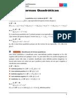 Apontamentos 7 - Formas Quadraticas