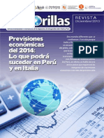 Revista Dos Orillas Diciembre 2013