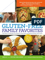 Sample pages from Gluten-Free Family Favorites