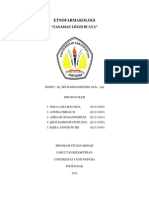 Contoh Soal Etnofarmakologi Aloe vera