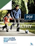 Raport Integrat Novo Nordisk