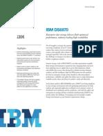IBM Ds8870 (Data Sheet-USEN)