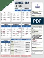 Calendario Lauro de Freitas