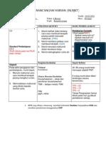 Rancangan Harian (Menulis Dalam Buku Rekod Mengajar Sk Mgb) Edited