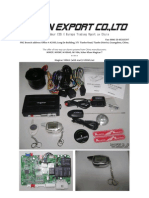 Two Way Car Alarm Systems Magicar From China Manufacturers